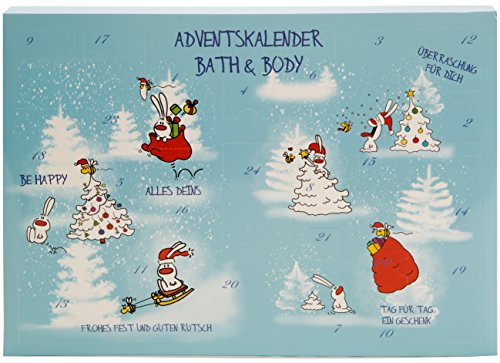 adventskalender bath body f r erwachsene und kinder. Black Bedroom Furniture Sets. Home Design Ideas