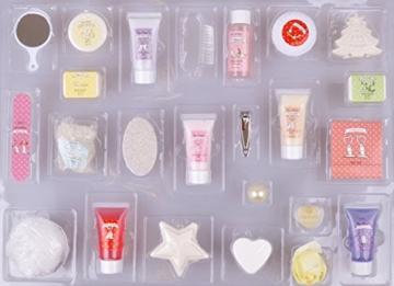 Adventskalender Bath & Body für Erwachsene und Kinder - Kosmetik Weihnachtskalender mit 24 Überraschungen für SIE und IHN - Nic and the Bee - von matrasa -