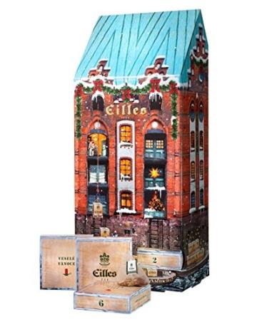 Adventskalender EILLES TEA DIAMONDS 2016 -