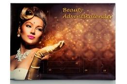 Beauty Adventskalender MakeUp Kosmetik für Sie - Damen Schminke Weihnachtskalender für Frauen Schminkset - von matrasa - 1