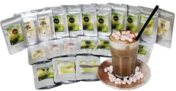 Chai Tee Adventskalender - 24x leckere Chai-Tees für jeden Tag im Advent (100g/5,54€) -