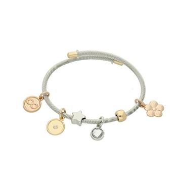 Charm/Anhänger Weihnachten Adventskalender Armband, Länge 5,5 cm - 6,5 cm - 3