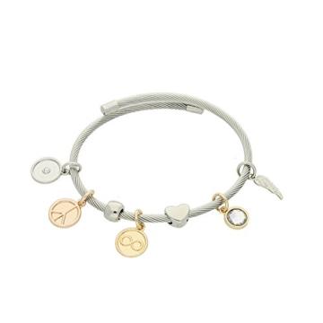 Charm/Anhänger Weihnachten Adventskalender Armband, Länge 5,5 cm - 6,5 cm - 4