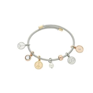 Charm/Anhänger Weihnachten Adventskalender Armband, Länge 5,5 cm - 6,5 cm - 5