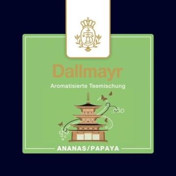 Dallmayr Adventskalender mit 24 Pyramidenbeuteln aus feinsten Teesorten, 1er Pack (1 x 62.4 g) - 13