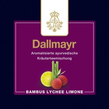 Dallmayr Adventskalender mit 24 Pyramidenbeuteln aus feinsten Teesorten, 1er Pack (1 x 62.4 g) - 17