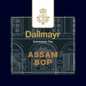 Dallmayr Adventskalender mit 24 Pyramidenbeuteln aus feinsten Teesorten, 1er Pack (1 x 62.4 g) - 3