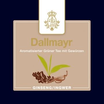 Dallmayr Adventskalender mit 24 Pyramidenbeuteln aus feinsten Teesorten, 1er Pack (1 x 62.4 g) - 6