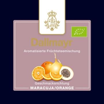 Dallmayr Adventskalender mit 24 Pyramidenbeuteln aus feinsten Teesorten, 1er Pack (1 x 62.4 g) - 9