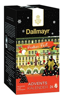 Dallmayr Tee-Adventsbox, 1er Pack (1 x 59,4 g) -