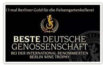 Felsengartenkellerei Besigheim eG Exklusiver Wein Adventskalender (24 Überraschungen) - 2