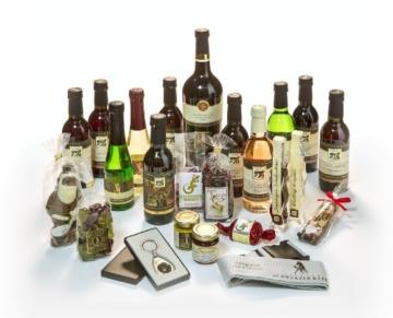 Felsengartenkellerei Besigheim Exklusiver Wein-Adventskalender - gefüllt mit Spezialitäten unseres Hauses - 2