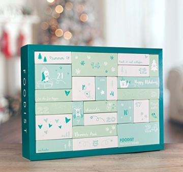 Foodist Healthy Adventskalender -