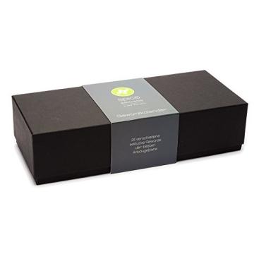 Gewürzbox / Adventskalender mit 24 Gewürzen und - mischungen in Glasdosen. (1,8kg schwer) - der perfekte Adventsbegleiter für jeden Koch - 7