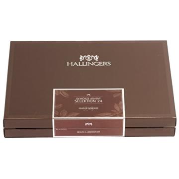 Hallingers Gewürz-Adventskalender Selektion 24, 1er Pack (1 x 500 g) - 4