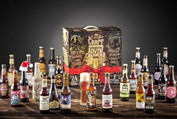 Kalea Craft Beer Adventskalender (24 x 0.33 l) - 2
