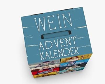 KALEA Wein Adventskalender (24 verschiedene Weinsorten à 0,25l) - 5