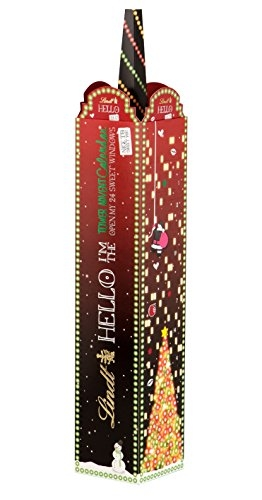 Lindt Hello Xmas Tower Adventskalender, 1er Pack (1 x 235 g) -