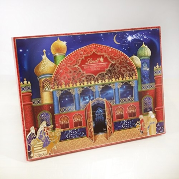 Lindt & Sprüngli 1001 Adventskalender, 1er Pack (1 x 280 g) -