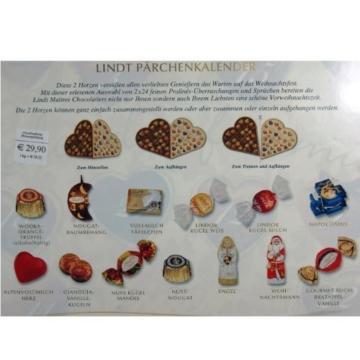 lindt adventskalender für pärchen