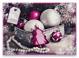 """Make-Up Adventskalender """"PRETTY X-MAS"""", youstar, 24 hochwertige Make-Up Produkte, Geschenkset - 1"""