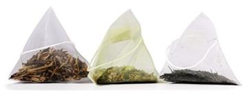 Matcha Adventskalender XXL - die ideale Geschenkidee für Genießer mit Tee- und Snack Delikatessen aus Japan. Verschiedene Grüner Tee / Matcha Spezialitäten - auch optimal als Einsteiger-Set zum Probieren -