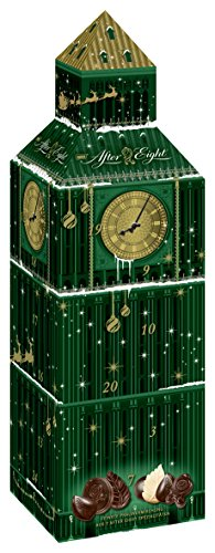 Nestlé After Eight Adventskalender Big Ben, 1er Pack (1 x 185 g) -