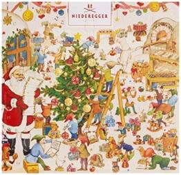 Niederegger Adventskalender Mini Klassiker, 1er Pack (1 x 168 g) -