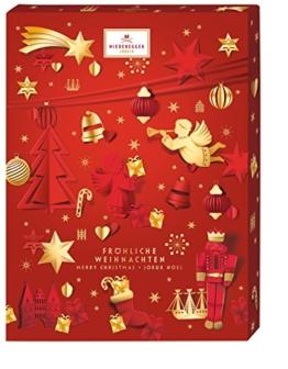 """Niederegger Adventskalender Motiv """"Glamour"""", 1er Pack (1 x 500 g) -"""