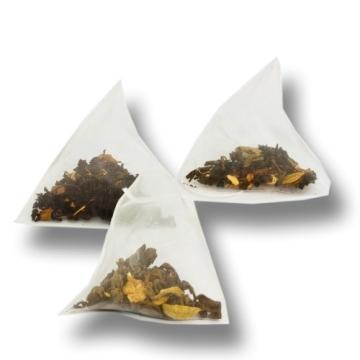 Nostalgie Tee-Adventskalender, 25 Würfel mit BIO-Weihnachtstees in hochwertigen Pyramiden-Teebeutel - 2