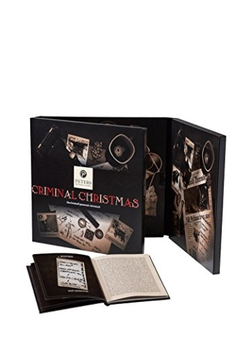Peters - Adventskalender 'Criminal Christmas' - 255g -