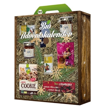 Premium Adventskalender, 1er Pack (1 x 450 g) - Bio -