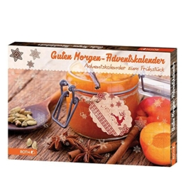 "Roth ""Guten Morgen"" Adventskalender, 1er Pack (1 x 650 g) -"