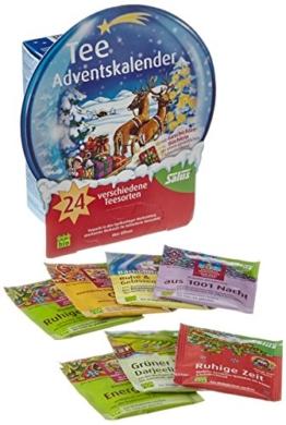 Salus Tee Adventskalender, 1er Pack (1 x 46.3 g) - Bio -