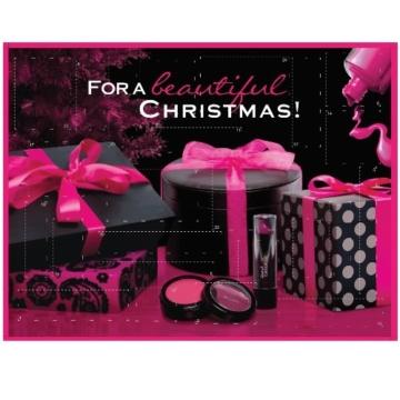 kosmetik wellness adventskalender adventskalender f r. Black Bedroom Furniture Sets. Home Design Ideas