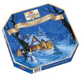 Trumpf Edle Tropfen in Nuss Adventskalender, 1er Pack (1 x 300 g) -