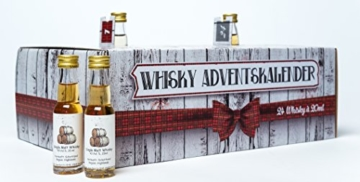 Whisky Adventskalender -